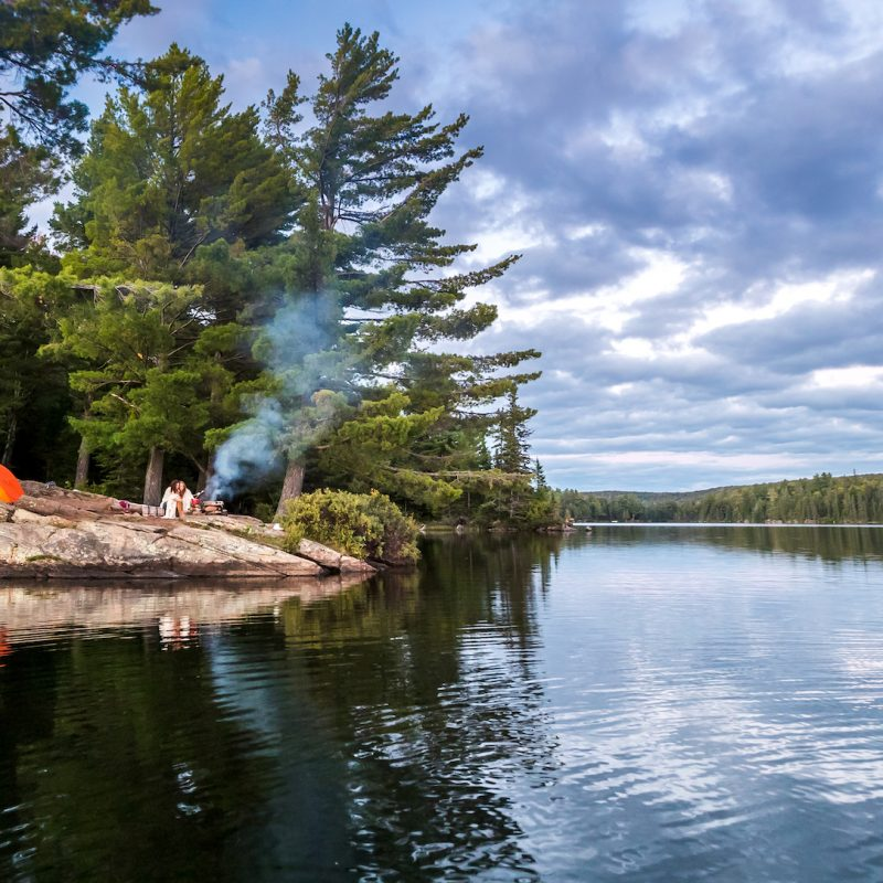 Ontario camping